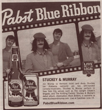pabst ad